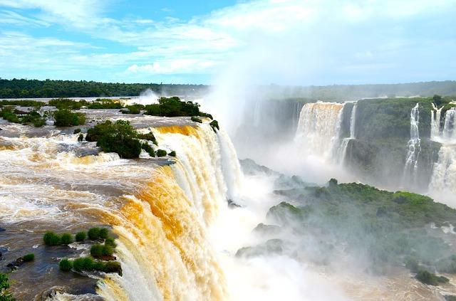 Touristenattraktionen in Brasilien